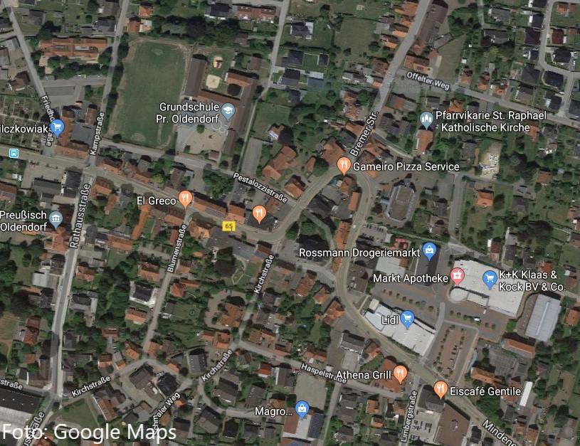 Einladung zur Dialogveranstaltung – Preußisch Oldendorfs neues Gesicht